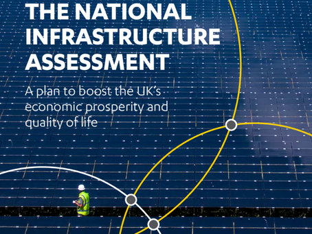 Second National Infrastructure Assessment (NIA)