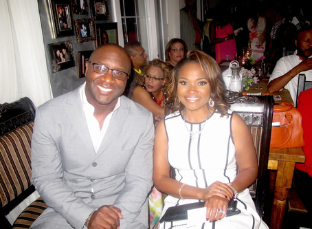 Roger Bobb Hosts 2014 Caribbean Movers and Shakers-Atlanta Daily World