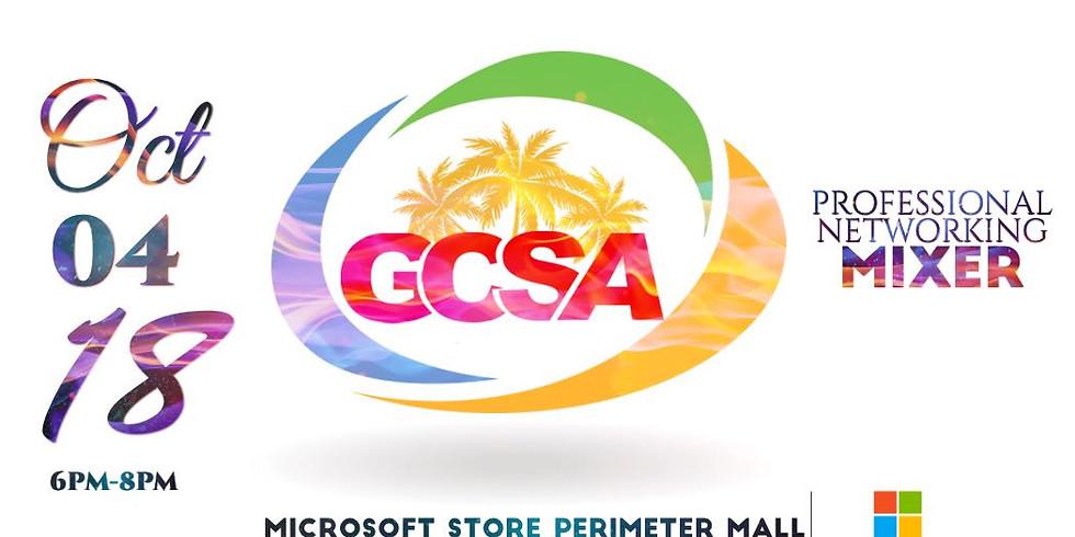 GCSA Professional Networking Mixer