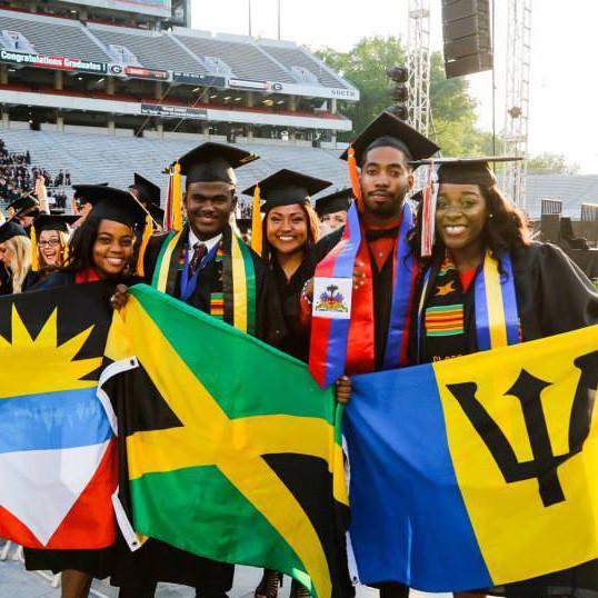 Caribbean Graduates