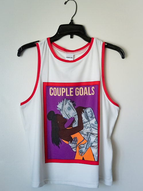 Couple Goals Cropped Tank