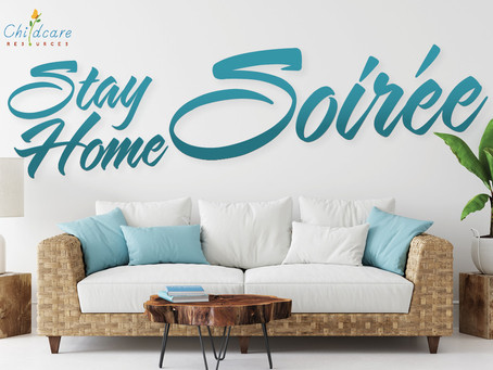 Childcare Resources hosts Stay Home Soiree to support Early Education