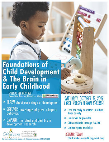 Foundations of Child Development