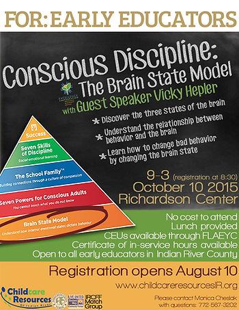 Conscious Discipline: Brain State Model