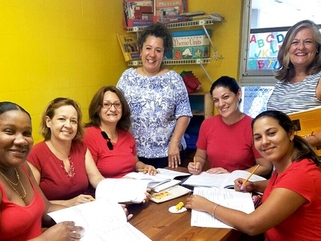 Childcare Resources partners with Literacy Services to elevate early childhood education