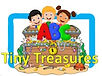 Tiny Treasures Preschool Logo