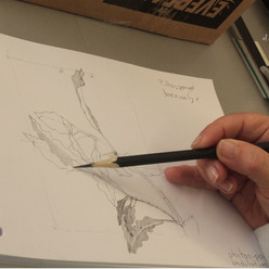 THE PENCIL AS A STARTING POINT