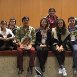 Working table: Ibero-American Network of Scientific Illustration