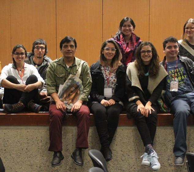 Mesa de trabajo: Red Iberoamericana de Ilustración Científica