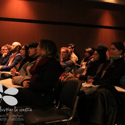 "Talks during I. Meeting of Scientific Illustration ""The Art of Illustrating Science""."