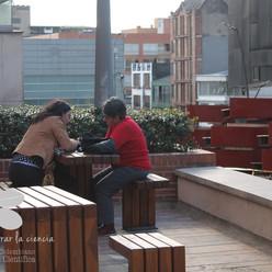 Rosa Alvez and Marie Joelle Giraud
