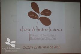 Primer Encuentro Colombiano de Ilustración Científica