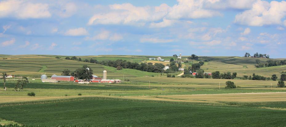 Delaware County - farms