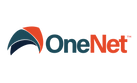 OneNet Logo Large Transparent Horizontal