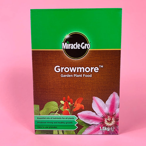 Miracle Gro Gromore Plant Food