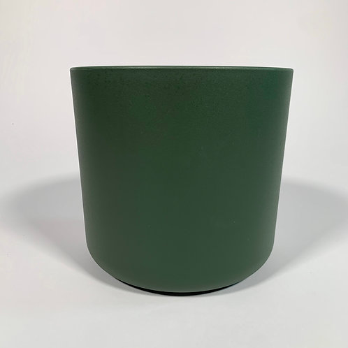 Green Smooth Pot