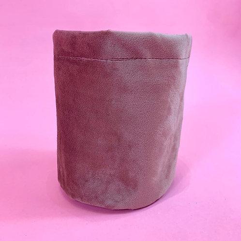 Velvet Plant Bag - Pink
