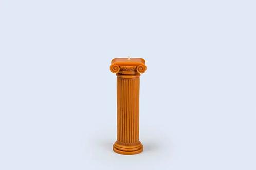 Greek Column Candle