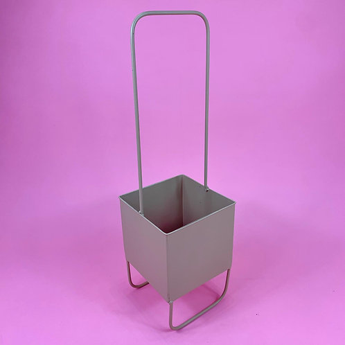 Pink Handled Plant Stand