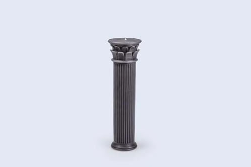 Greek Column Candle