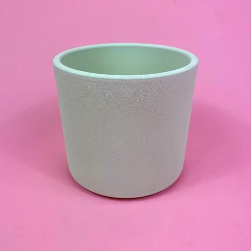 Textured Cream Pot
