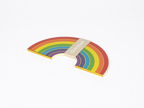 Oversized Rainbow Notebook