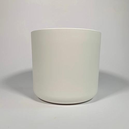 White Smooth Pot