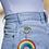 Thumbnail: Oversized Rainbow Keyring