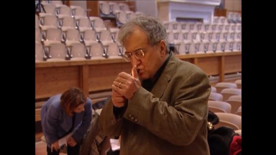 Luciano Berio, a Contemporary Maestro