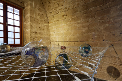 רות אן תמונת תערוכה 3 - צלם ליאור אביטן.