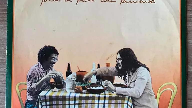 LP Sá E Guarabyra - Pirão De Peixe Com Pimenta