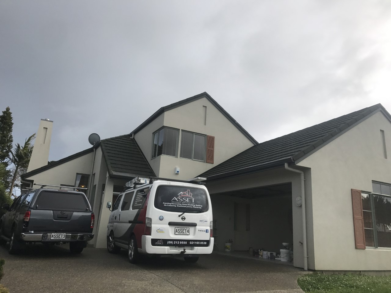 House Washing & Decorating Takanini