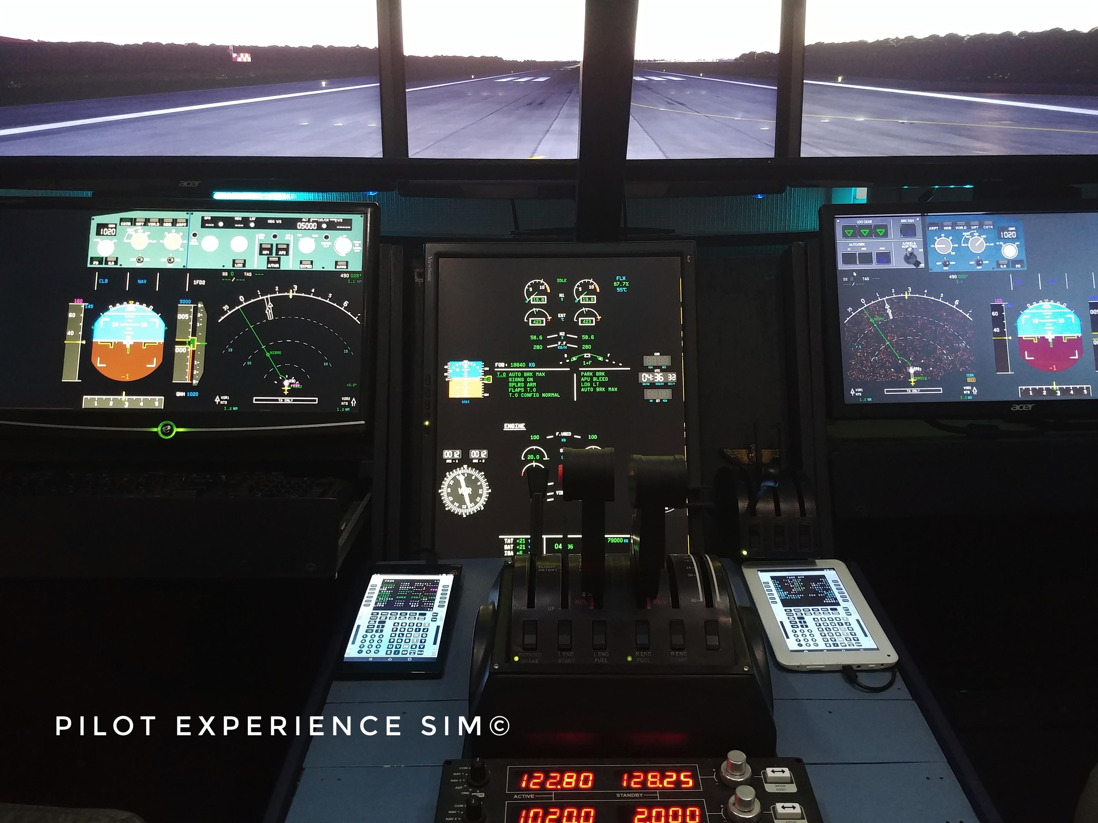 A320 Home cockpit build