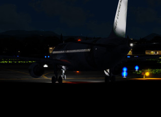 Biarritz LFBZ for P3DV4 / P3DV5 WIP night lights