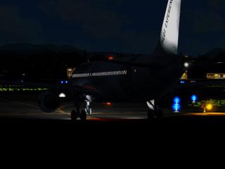 Biarritz LFBZ for P3DV4 / P3DV5 WIP night lights