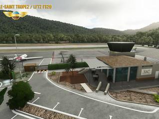 New Saint Tropez LFTZ price and upgrade price for MSFS Scenery