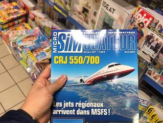 Biarritz P3D Micro Simulateur article