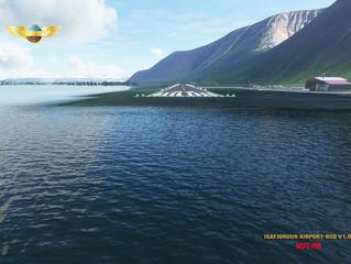 Isafjordur- BIIS v1.01 available