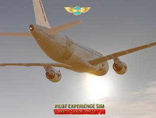 Pilot Experience Sim Tomato Shade Preset V1 available !