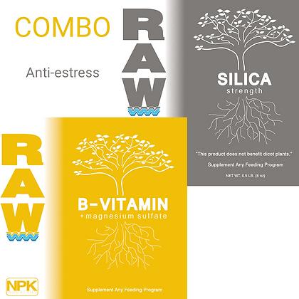 Paquete de nutrientes RAW antiestres