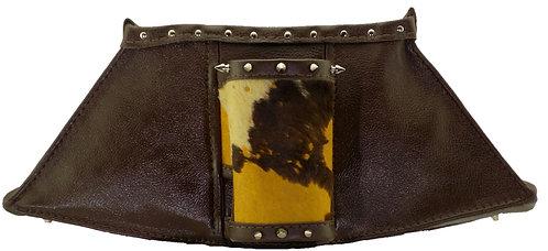 Brown Leather - Cuff