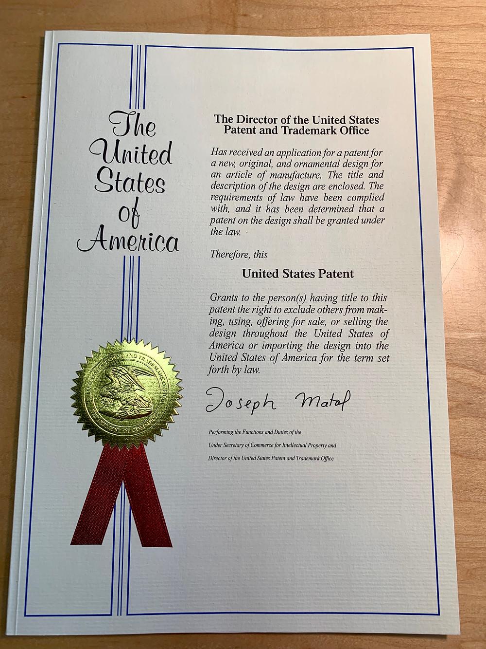 United States Patent D792,587 S