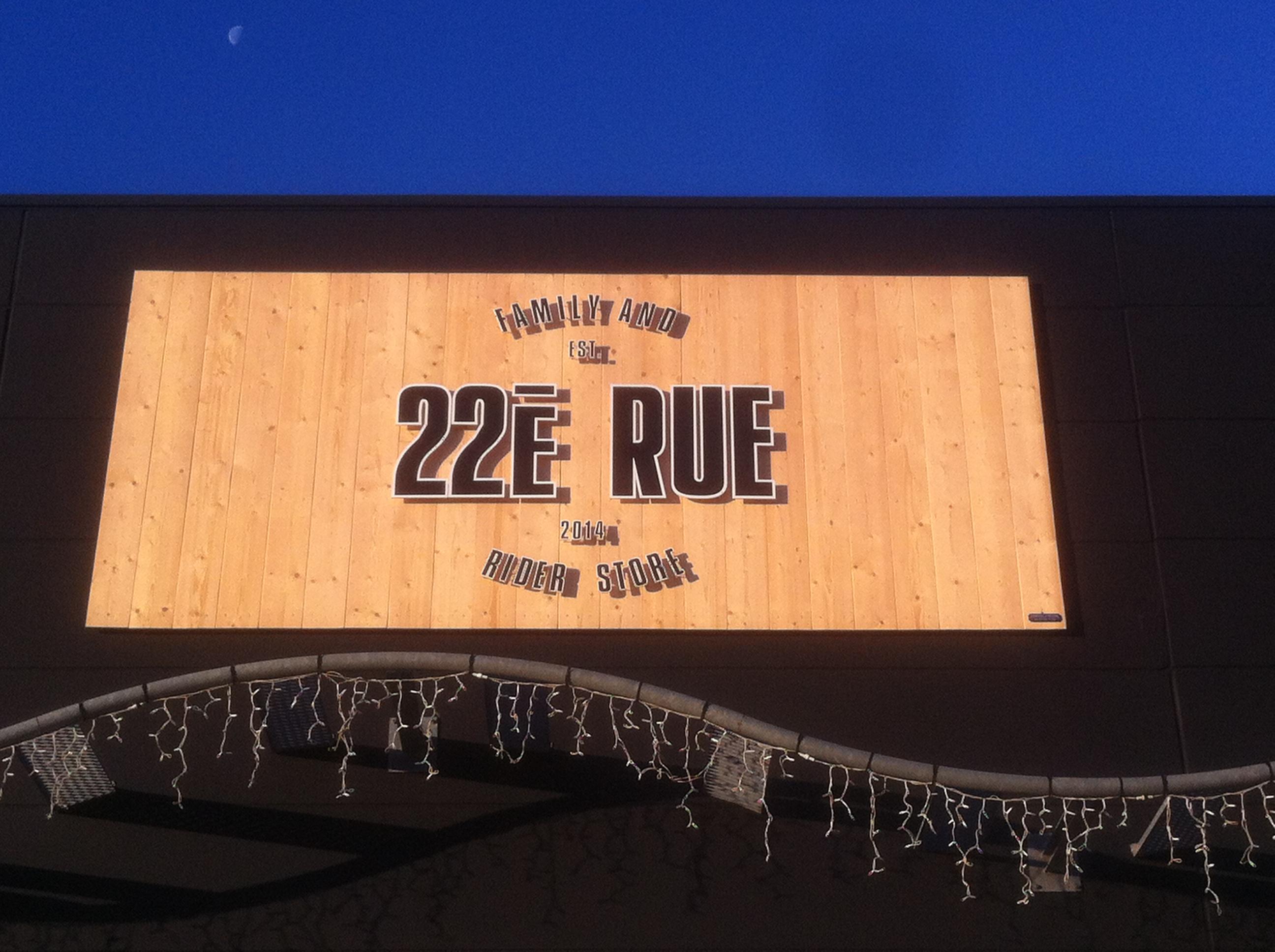22e Rue
