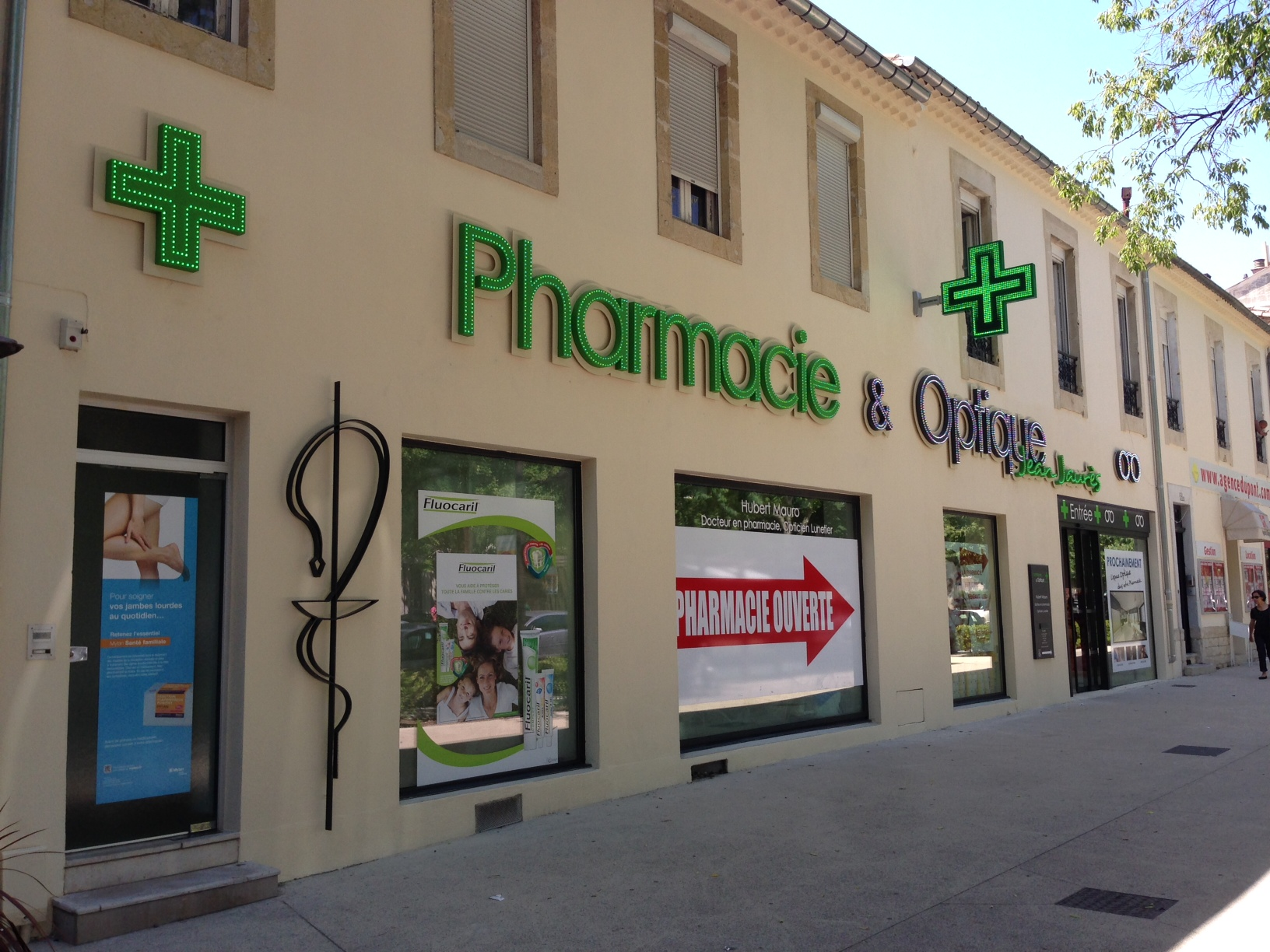 Pharmacie du Jean Jaurès