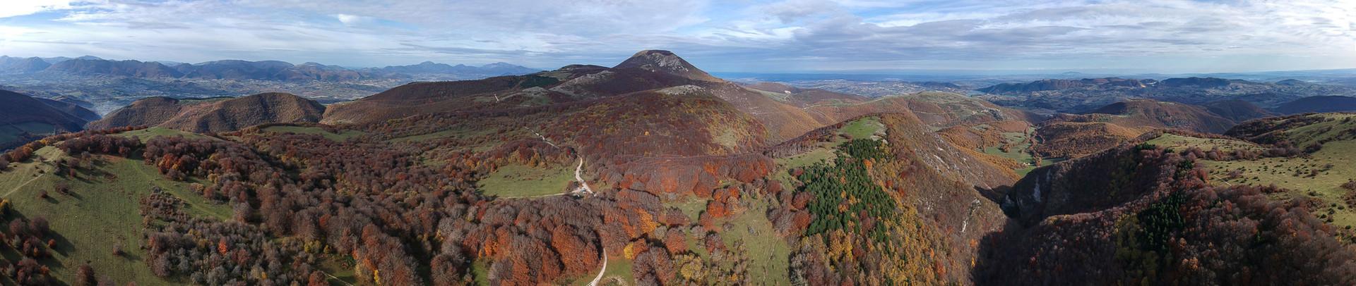 Monte San Vicino e Foresta di Canfaito
