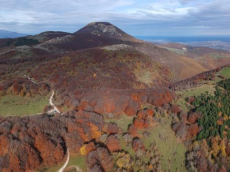 Novembre 2019 Monte San Vicino e Canfaito