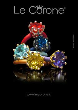 le corone gioielli