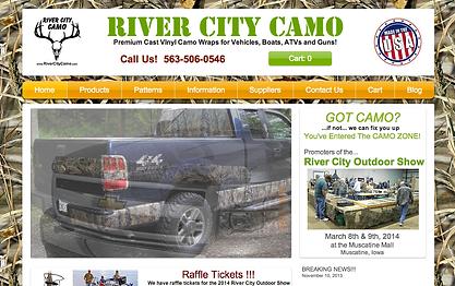 River City Camo