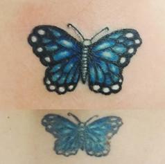 Tattoo restoration R3STΔυR4ÇÃO #tattoore