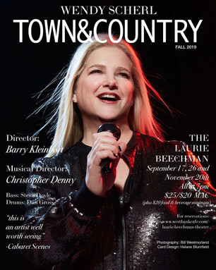Wendy Scherl Town and Country Show Flyer